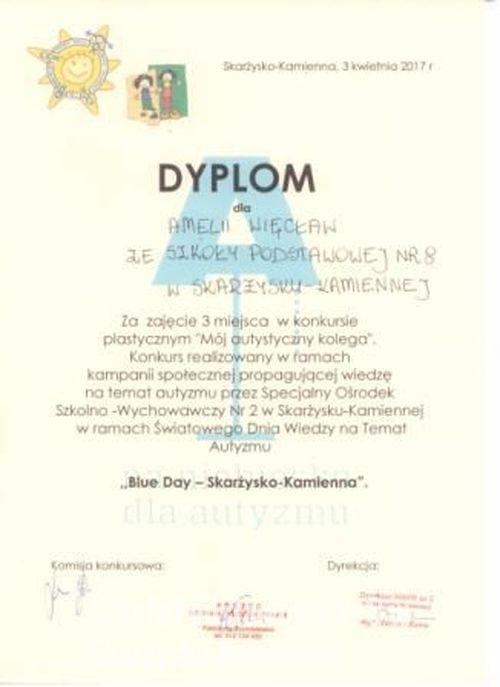 Dyplom-Więcław-autyzm